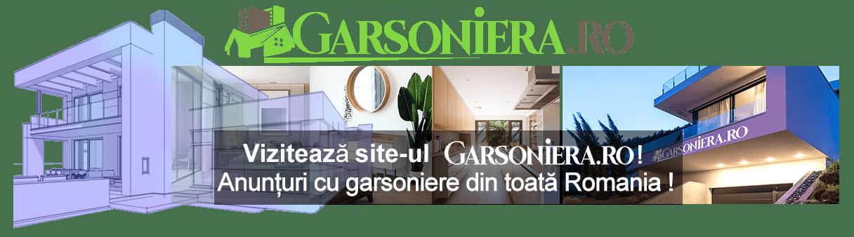 GARSONIERA.RO - Anunturi garsoniere din toata Romania