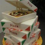 TORTA DI PIZZA