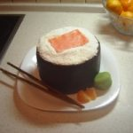 SUSCHI CAKE
