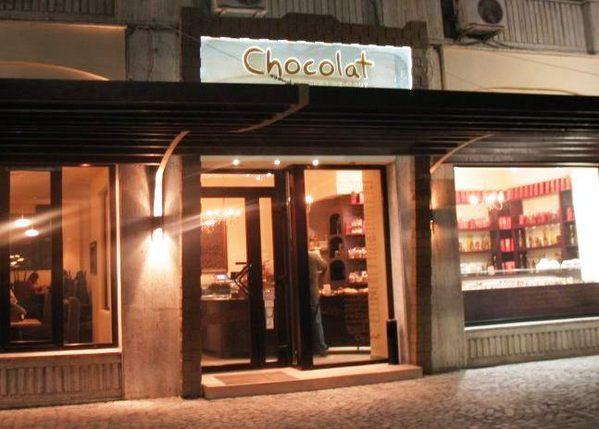Chocolat cofetarie